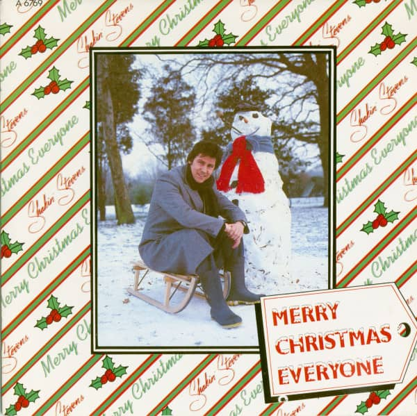 Merry Christmas Everyone - With My Heart (First issue, 45rpm, SC, PS)