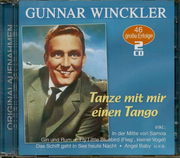 Tanze mit mir einen Tango (2-CD)
