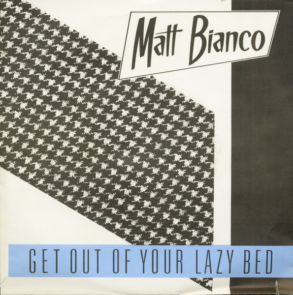 Get Out Of Your Lazy Bed (7inch, 45rpm, PS)
