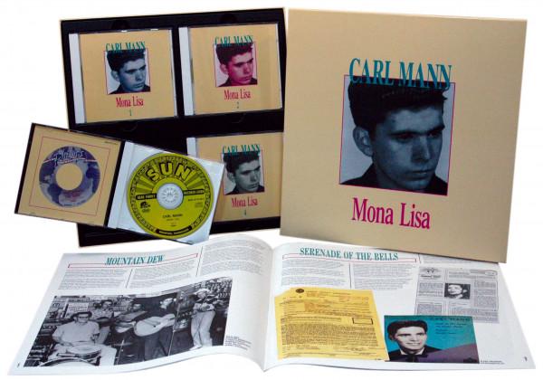 Mona Lisa (4-CD)