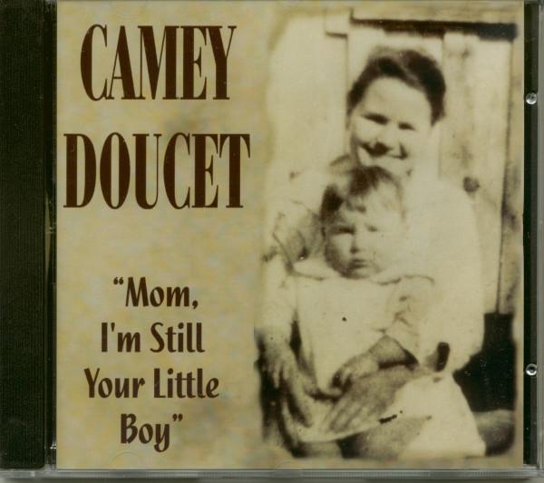 Mom I'm Still Your Little Boy (CD)