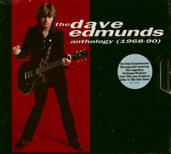 The Dave Edmunds Anthology 1968-1990 (2-CD)