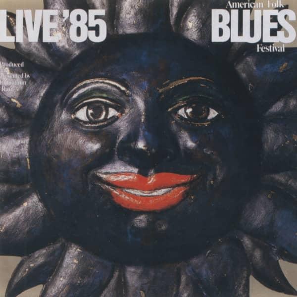 '85 Folk Blues Festival