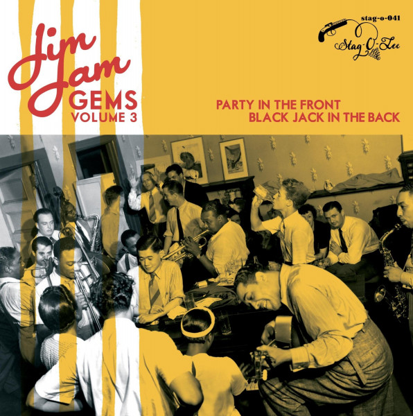 Jim Jam Gems Vol.3: Party In The Front Black Jack In The Back