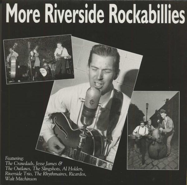 More Riverside Rockabillies (LP, 10inch)