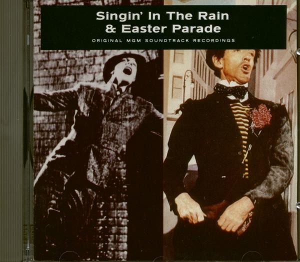 Singin' In The Rain & Easter Parade (CD)