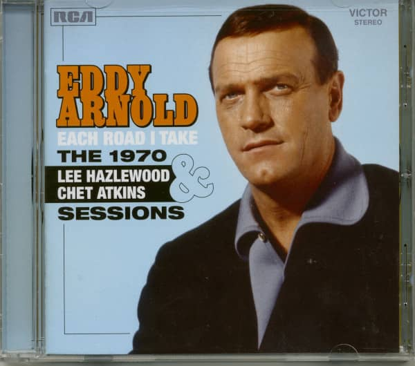 Each Road I Take - The 1970 Lee Hazlewood & Chet Atkins Sessions (CD)