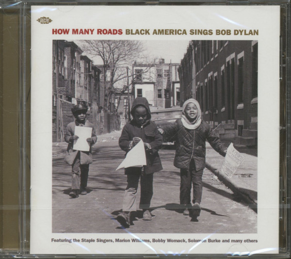 How Many Roads - Black America Sings Bob Dylan