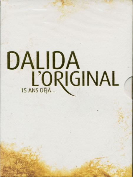 Dalida L'original - 15 Ans Deja... (4-CD Deluxe Packaging)