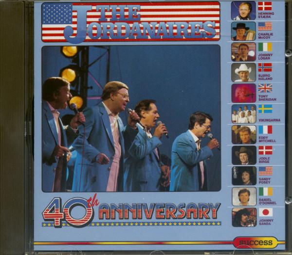 40th Anniversary (CD)