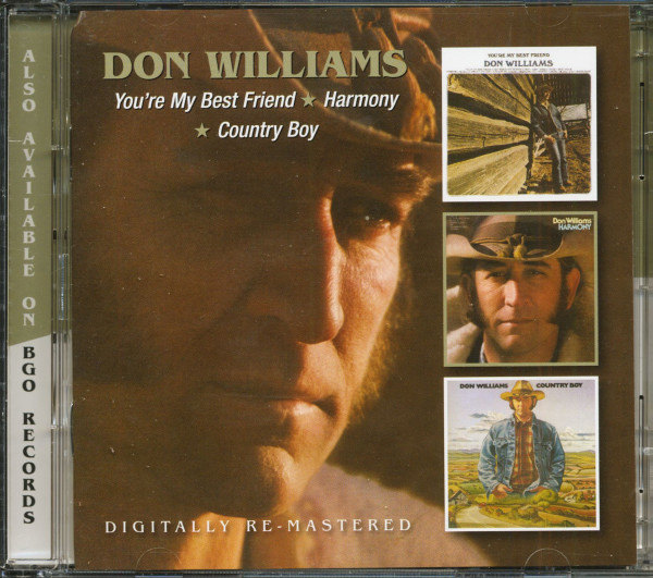 You're My Best Friend - Harmony - Country Boy (2-CD)