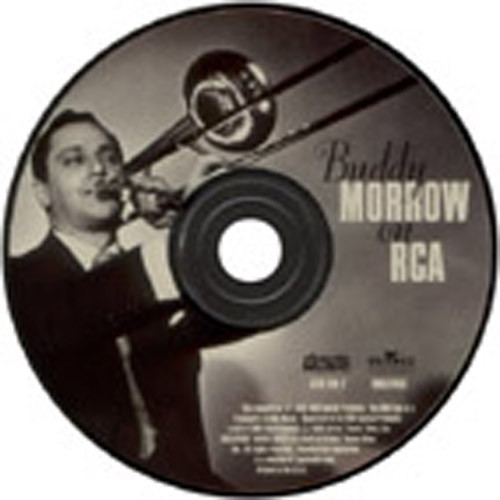 Buddy Morrow Takes The Night Train - On RCA
