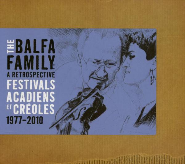 A Retrospective - Festivals Acadiens et Créoles 1977-2010 (CD)