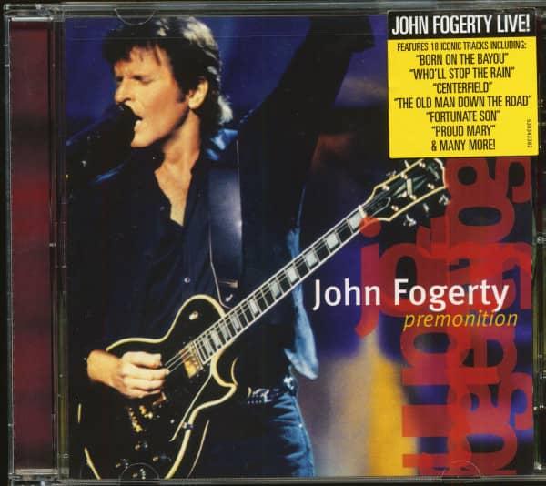 Premonition - John Fogerty Live! (CD)