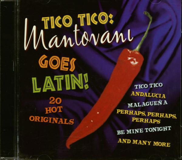 Tico Tico - Mantovani Goes Latin (CD)