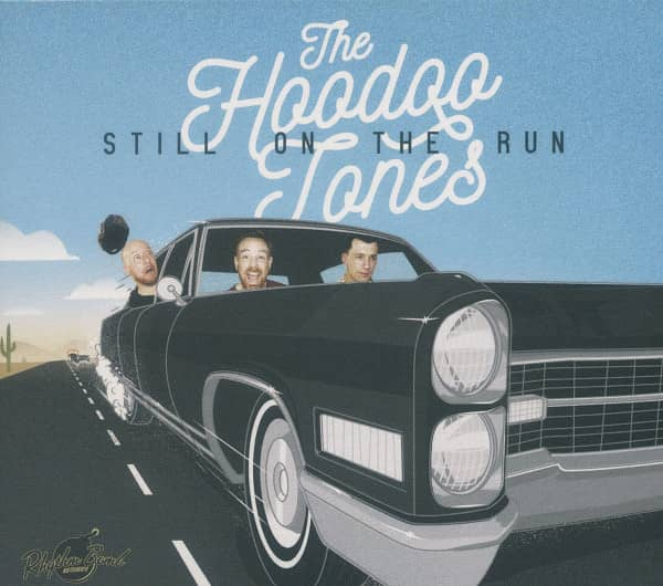 Still On The Run (CD)
