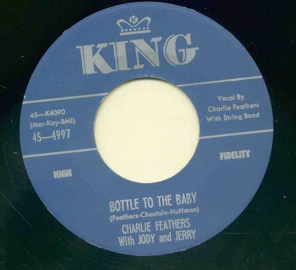 One Hand Loose - Bottle To My Baby (7inch, 45rpm)