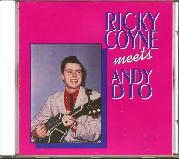 Ricky Coyne Meets Andy Dio (CD)