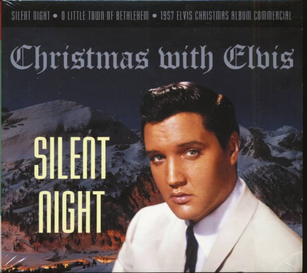 Christmas With Elvis - Silent Night (CD, EP)