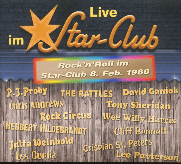 Live im Star-Club (CD)