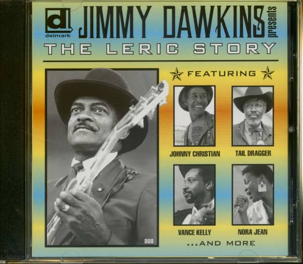 Jimmy Dawkins Presents The Leric Story