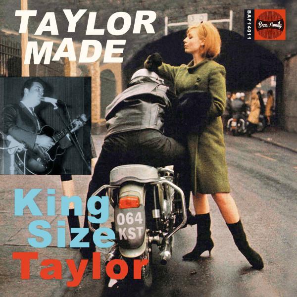 Taylor Made LP (LP, 10inch & CD, Ltd.)