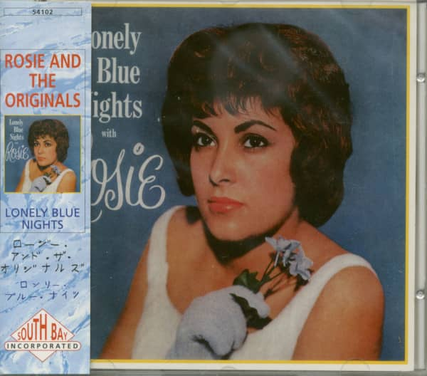 Lonely Blue Nights (CD)