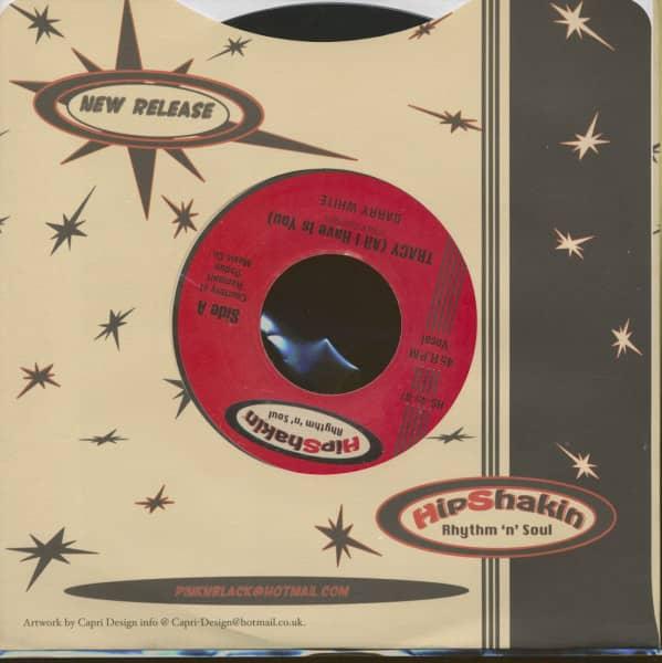 Barry White - Big Mama Thornton (45rpm, 7inch, CS)