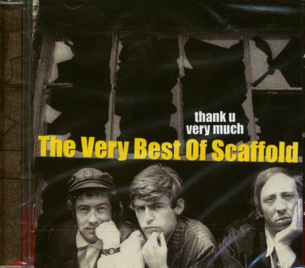 Very Best Of Scaffold (CD)