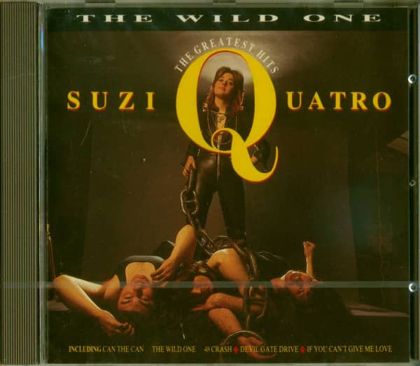 The Wild One - Greatest Hits (CD Album)