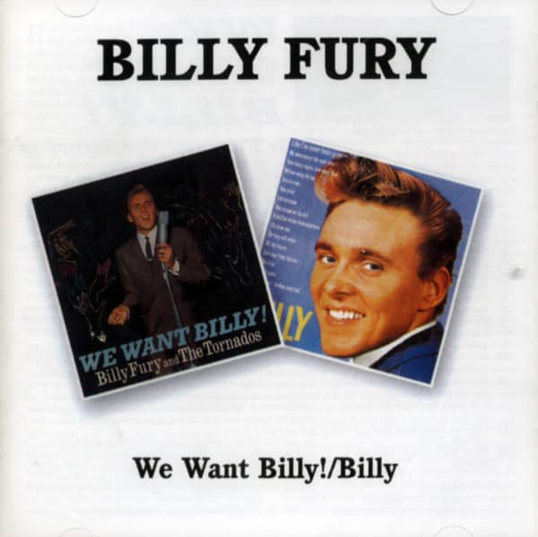 We Want Billy! - Billy (CD)