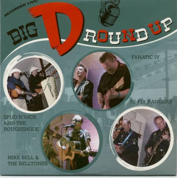 Big D Round Up