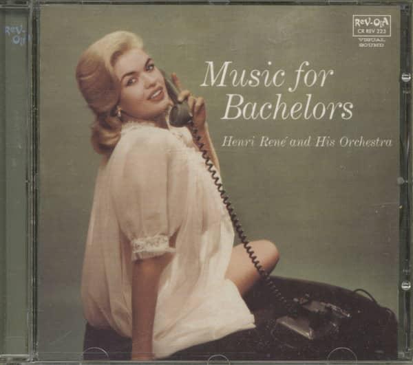 Music For Bachelors (CD)