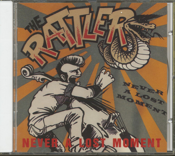 Never A Lost Moment (CD)