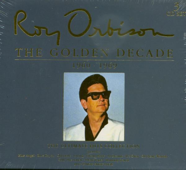 The Golden Decade 1960-69 (3-CD)