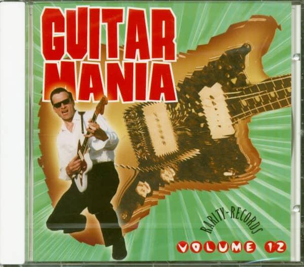 Guitar Mania Vol.12 (CD)
