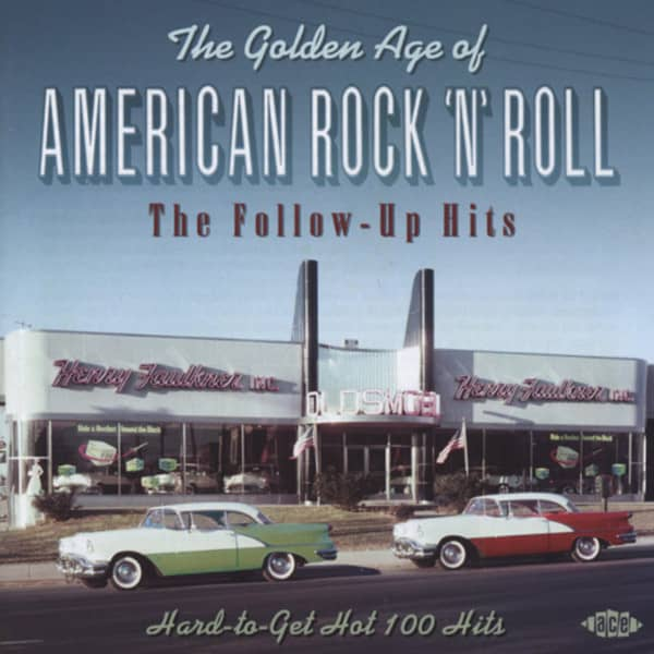Golden Age Of US R&R - The Follow Up Hits