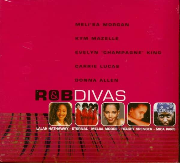 R&B Divas (CD)