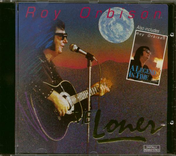 The Loner (CD)