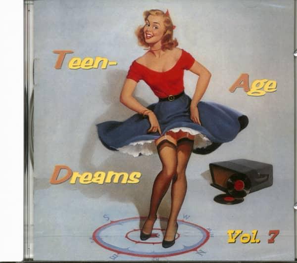 Teen-Age Dreams Vol.7 (CD)