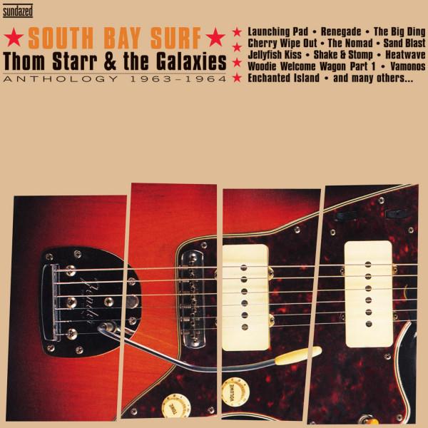 South Bay Surf: Anthology 1963-64 (CD)