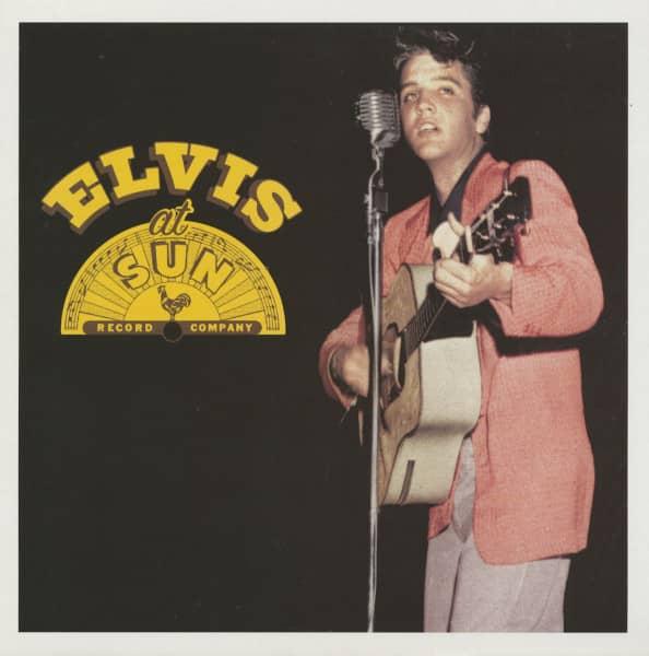 Elvis At Sun (LP, EU, Limited Edition)