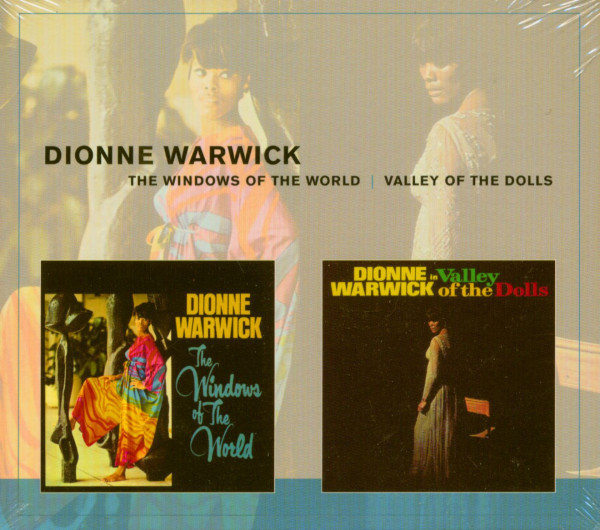 The Windows Of The World - Valley Of The Dolls (CD)