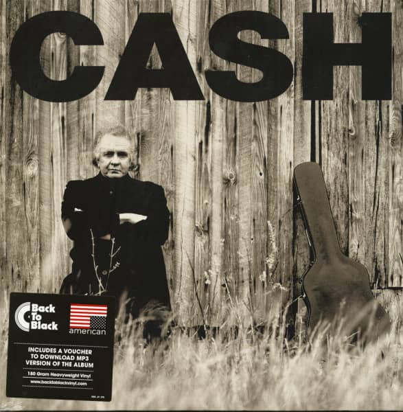 American Recordings II - Unchained (LP, 180g Vinyl)