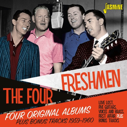 Four Original Albums Plus Bonus Tracks 1959-1960 (2-CD)