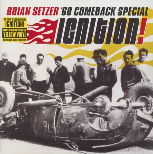 Ignition! - '68 Comeback Special (LP, 180g Yellow Vinyl, Ltd.)