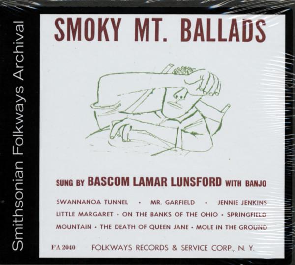Smokey Mountain Ballads