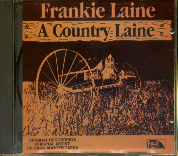 A Country Laine (CD)