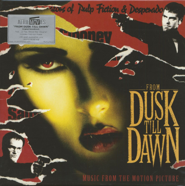From Dusk Till Dawn - Soundtrack (LP, 180g Vinyl)