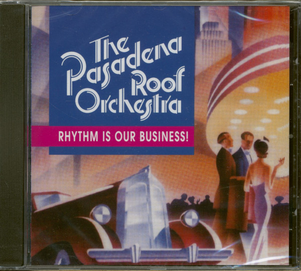 Rhythm Is Our Business (CD)